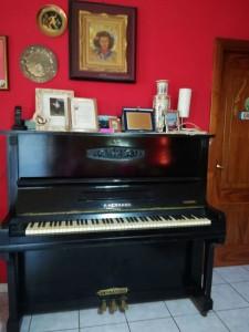  PROFILI: Il mio pianoforte.