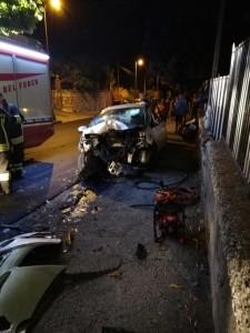 Tragico incidente : muore il giovane Sidicino coinvolto.
