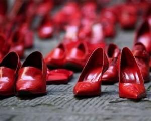 Una giornata contro la violenza sulle donne.