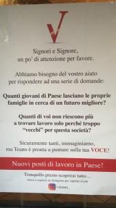 """Disoccupatiiiii……è arrivato l' """"assuntino""""."""