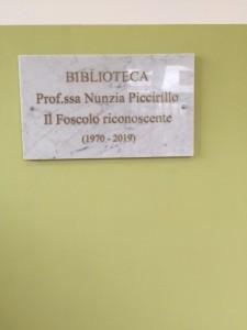 Gelsomino, una giovane sidicina nel consiglio di amministrazione del Museo di Capua.
