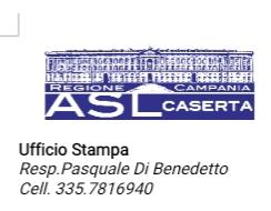 <H2>Ai cittadini utenti Asl di Caserta <br><H4><font color='black'>Comunicato stampa