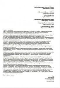 Comunicato  Stampa dei Consiglieri Comunali Balbo, De Fusco, Natale e Palmiero.
