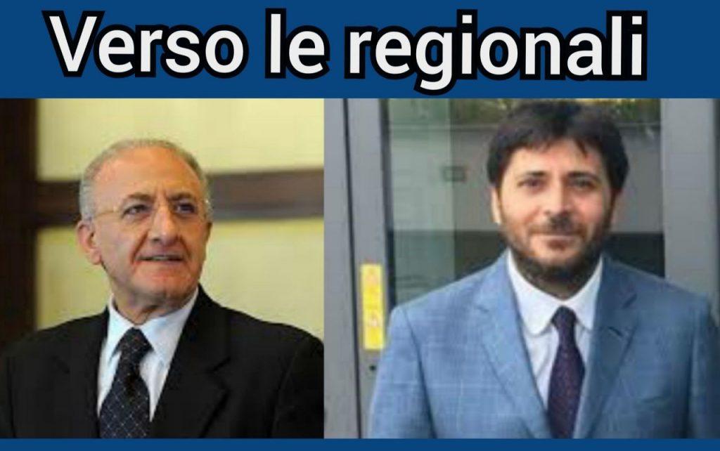 Ancora pressing sul sindaco di Teano D'Andrea. Vogliono la sua candidatura.