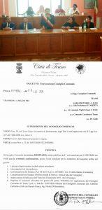 Consiglio comunale convocato per sabato: la spada di Damocle del rendiconto. Di Benedetto potrebbe lasciare.