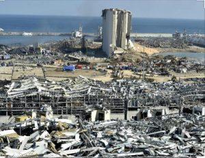 Il caso Beirut