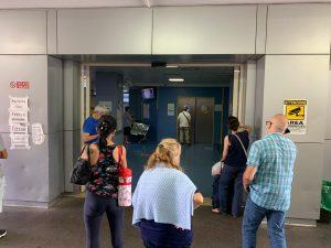 <H2>Evacuata la sala di attesa del pronto soccorso di Caserta. <br><H4><font color='black'>---- Ultim'ora ------