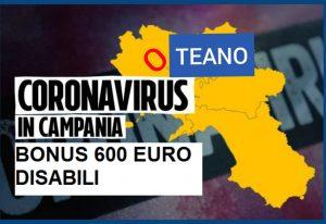 Arrivano 600 euro per 66 invalidi sidicini.