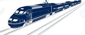 Il leader: la locomotiva di un treno ad alta velocità