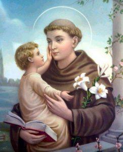 Sant'Antonio pensaci tu!