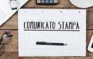 COMUNICATO STAMPA.