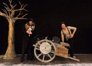 <H2>Doppio appuntamento con il teatro! <br><H4><font color='black'>Comunicato Stampa La Mansarda - Teatro dell'Orco